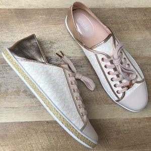 e4a2a6fe83 Women Michael Kors Kristy Sneakers on Poshmark